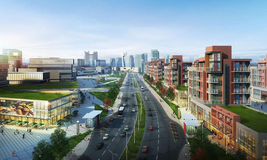 แนวคิดการพัฒนาเมืองอัจฉริยะ