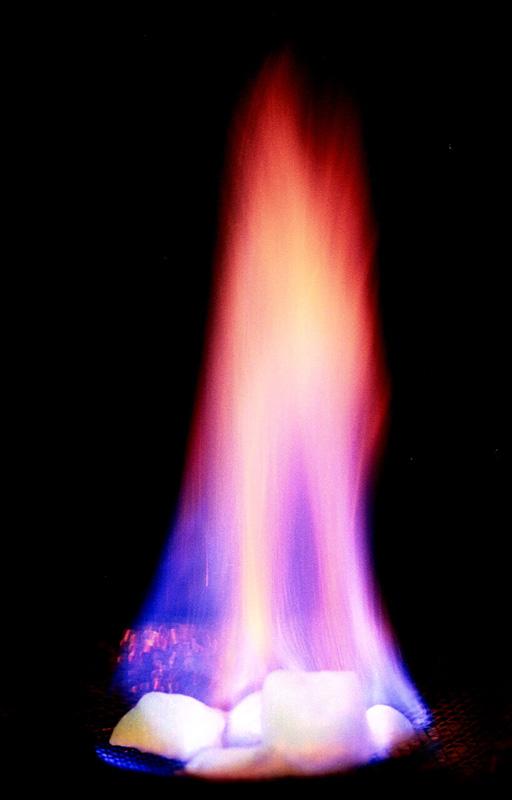 น้ำแข็งติดไฟ