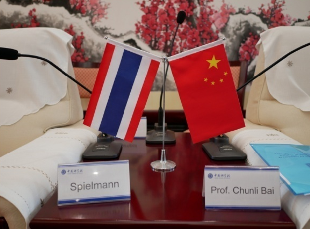 มุมมองจากจีนกับความสำเร็จทางวิทยาศาสตร์และเทคโนโลยี