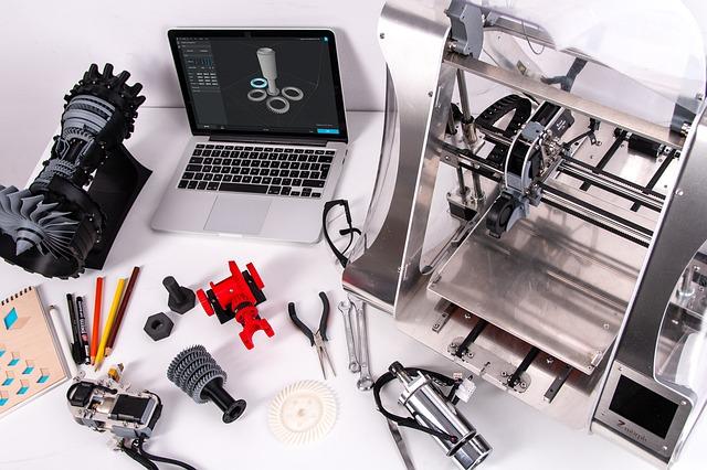 เครื่องพิมพ์ ๓ มิติ (3D Printer) กับการพัฒนาอุตสาหกรรม